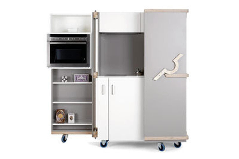 L'objet du désir : la cuisine compacte de Neff