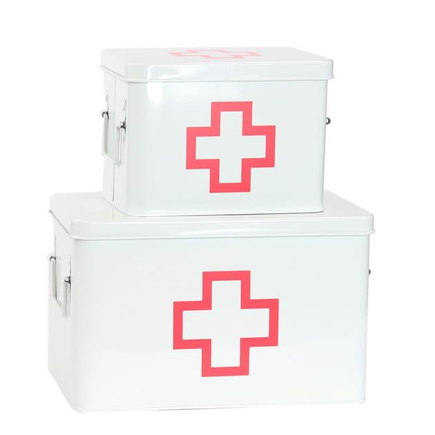 Boîte Autour des médicaments par On range tout
