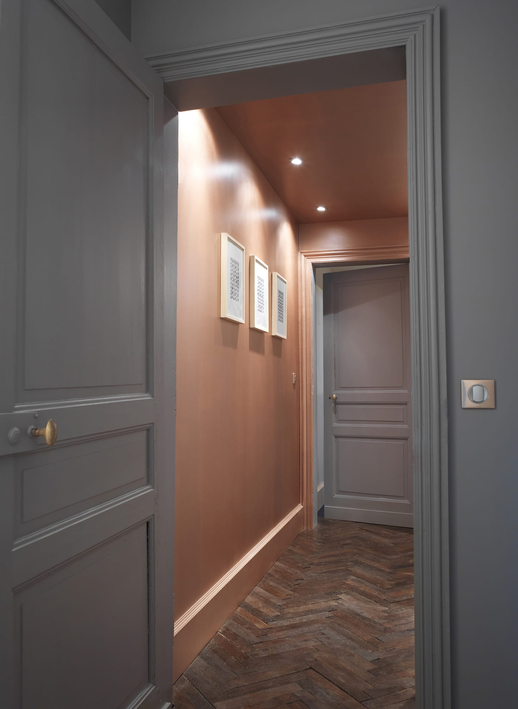 100 Fantastique Suggestions Distance Entre Spot Plafond Couloir