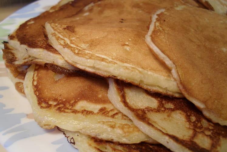 Pancakes au Lait Ribot
