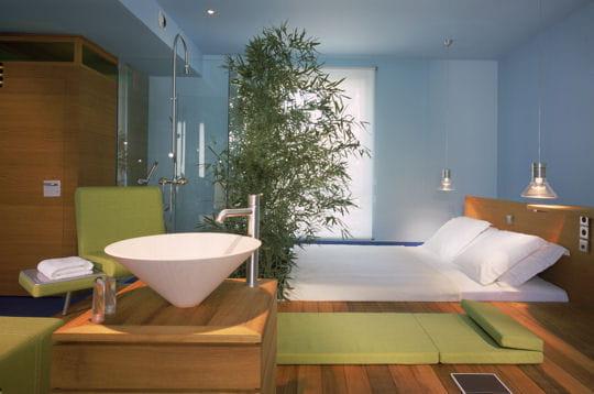 Chambre Indoor terrasse