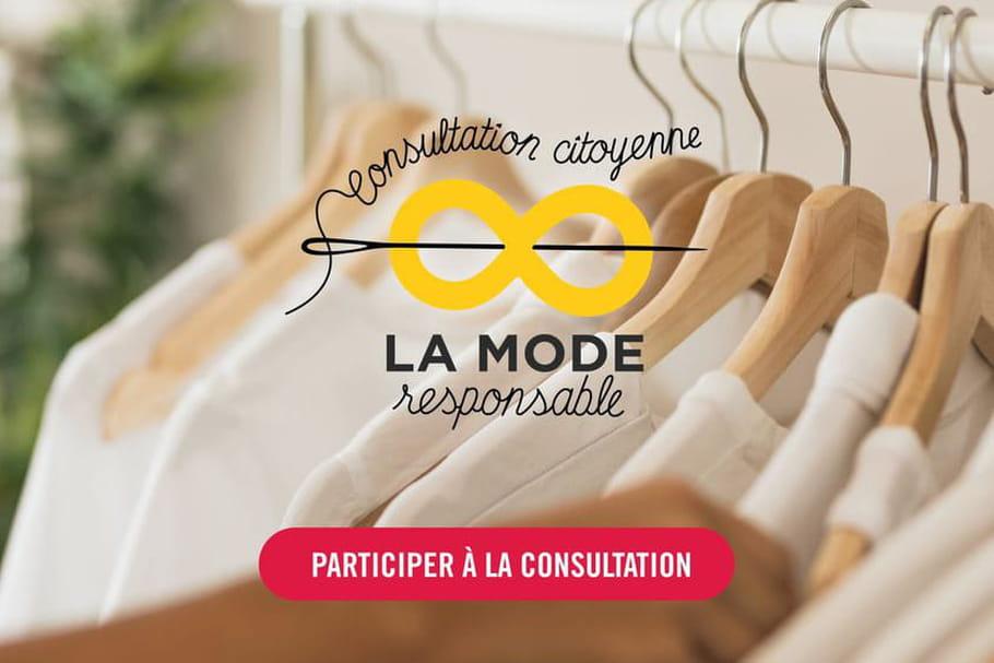 Comment rendre la mode durable? Partagez vos idées, les marques écoutent