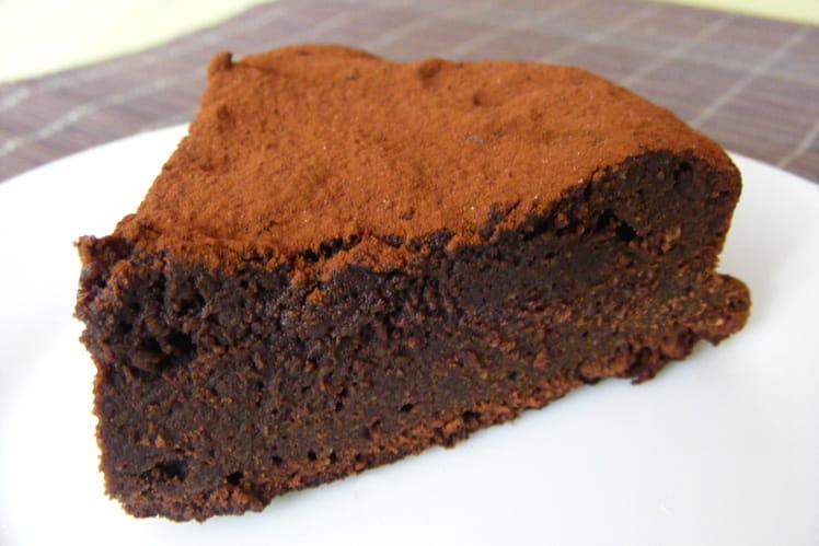 Moelleux au chocolat de Pierre Hermé