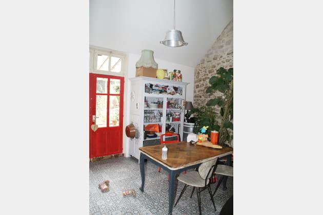Côté salle à manger