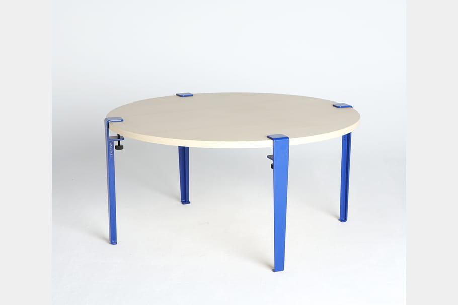 Une table basse avec pieds modulables - Tables basses modulables ...
