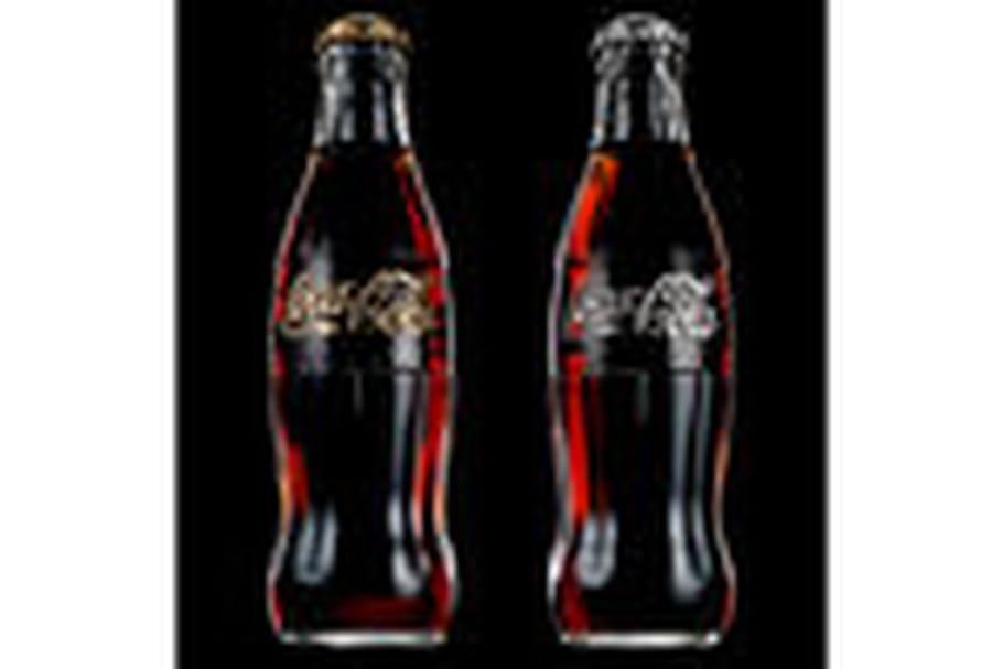 Coca-Cola : la légendaire bouteille designée par Daft Punk