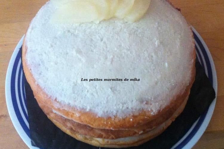 Gâteau Poirier