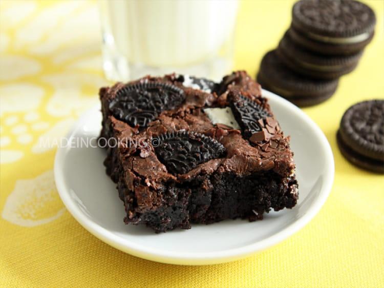 Recette De Brownies Oreo La Recette Facile