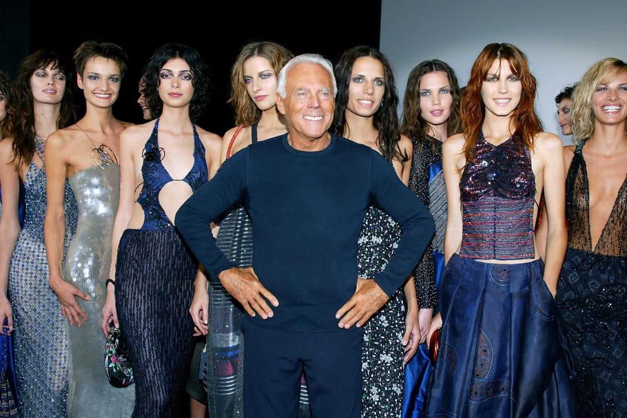 Giorgio Armani, le couturier touche-à-tout