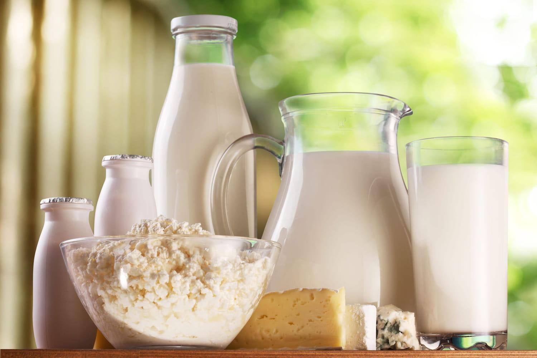 Tout sur les produits laitiers: les choisir, les conserver, les cuisiner...