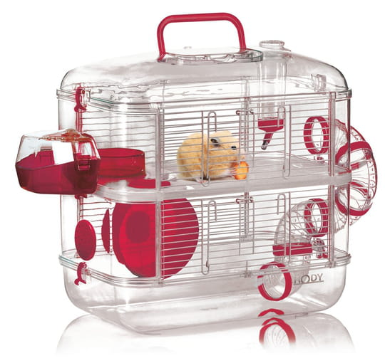 Les meilleures cages pour hamsters: notre sélection
