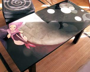 la table de stéphanie