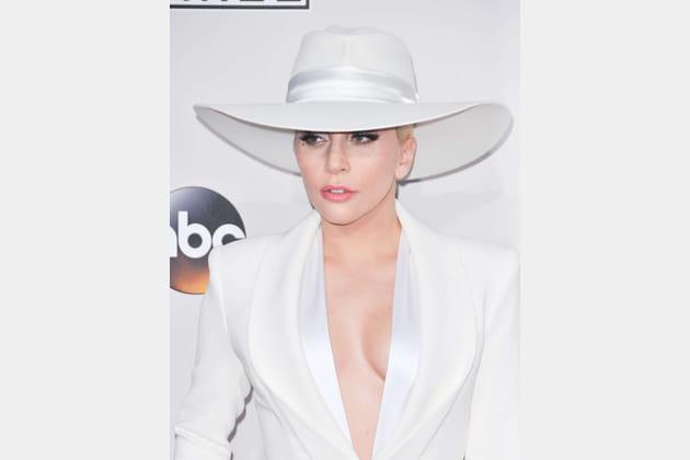 Le look boyish de Lady Gaga