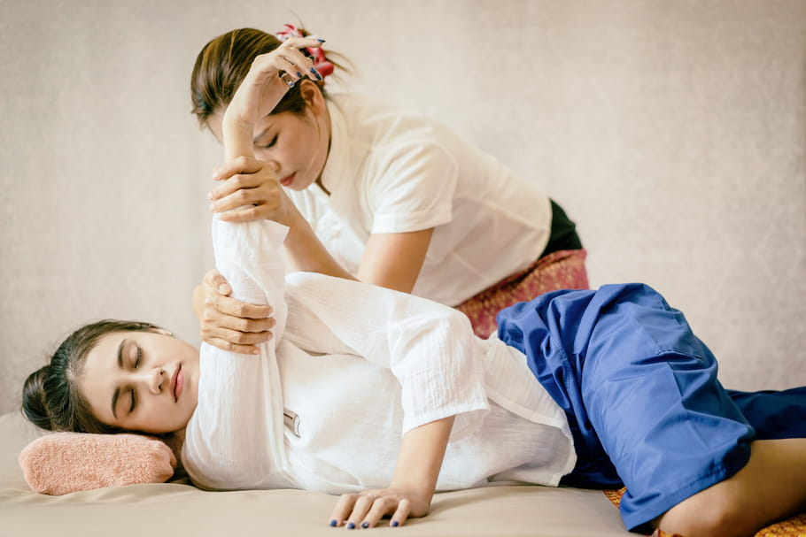 Shiatsu: c'est quoi, bienfaits de cette médecine chinoise
