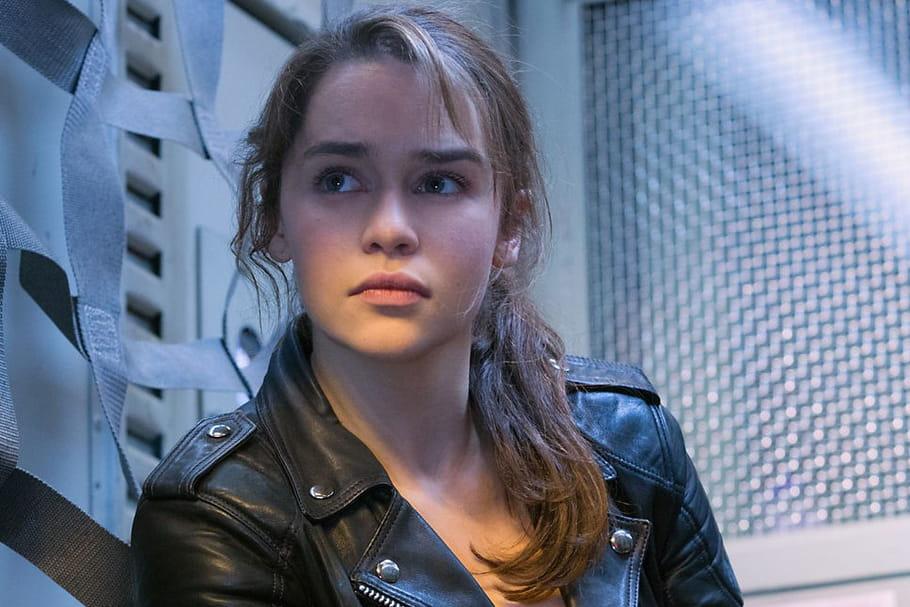 """Emilia Clarke : """"Je suis une dure à cuire... à ma manière"""""""