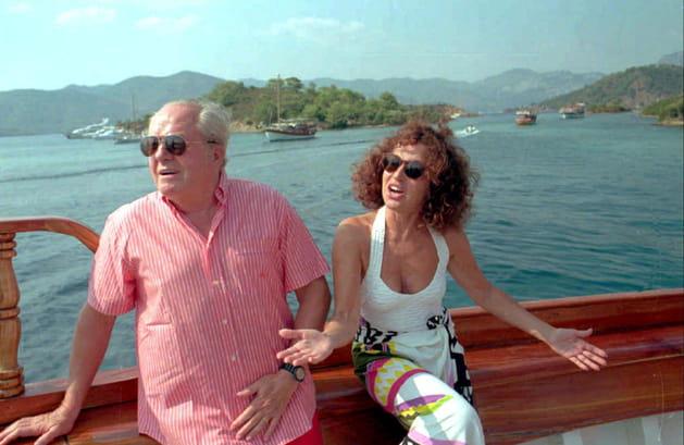 Jean-Marie et Jany Le Pen, en Turquie (1997)