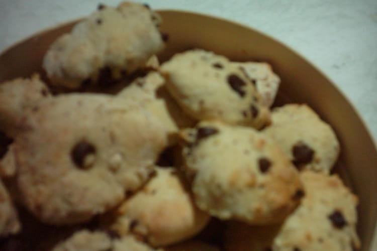 Faux cookies allégés