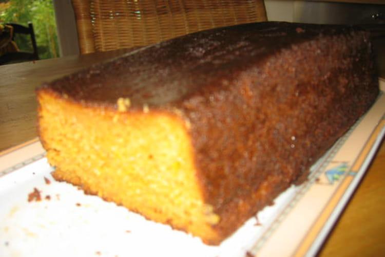 Cake potiron et oranges
