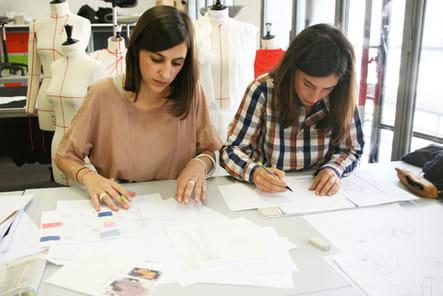 Des tudiants promis un bel avenir l 39 ecole de la - Chambre syndicale de la haute couture parisienne ...