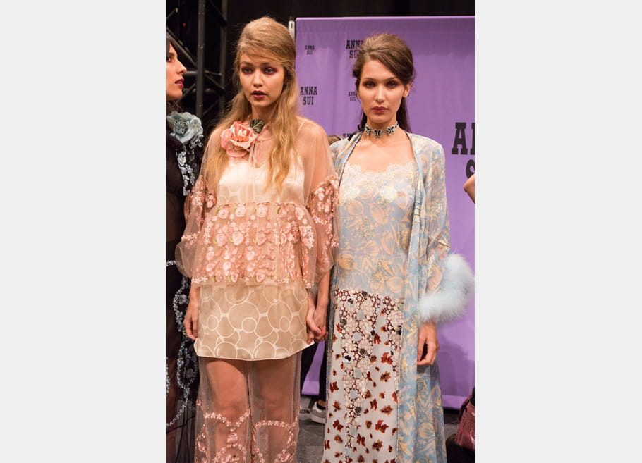 Anna Sui (Backstage) - photo 43
