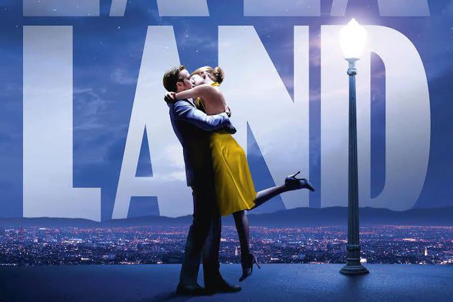 """Exclu: découvrez l'affiche française de """"La La Land"""""""
