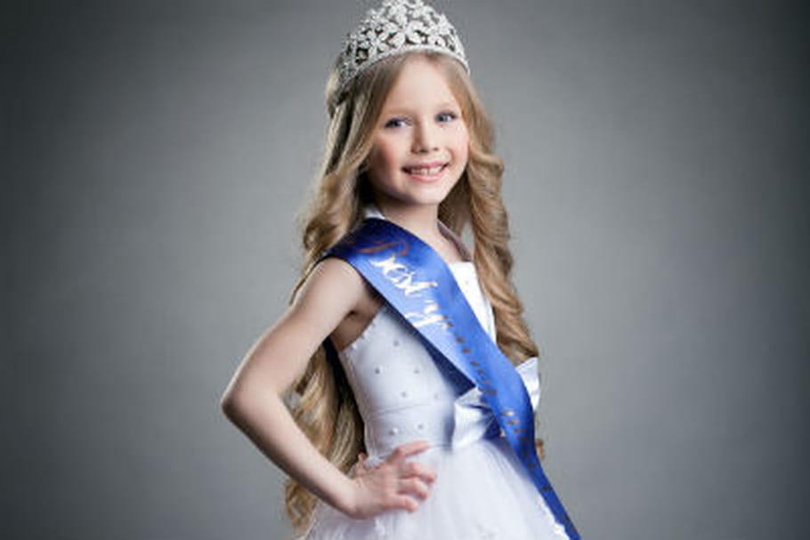 Mini-Miss : les concours interdits en France