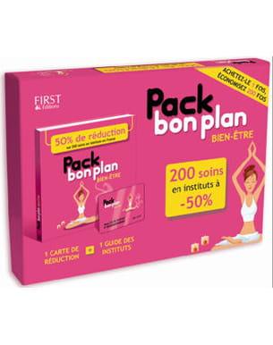 pack bon plan bien-être des editions first