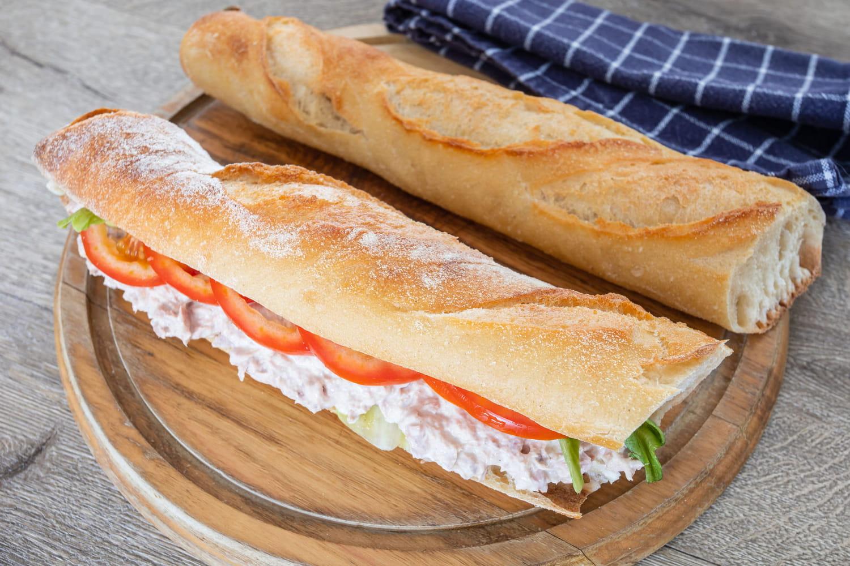 Subway: aucune trace de thon retrouvée dans le sandwich au thon (rectification)
