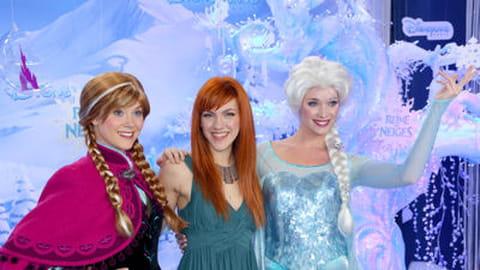 La Reine des Neiges : rencontre avec Anaïs Delva, la voix d'Elsa
