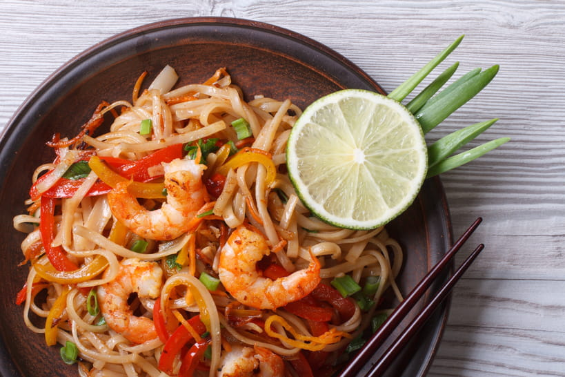 55 recettes chinoises