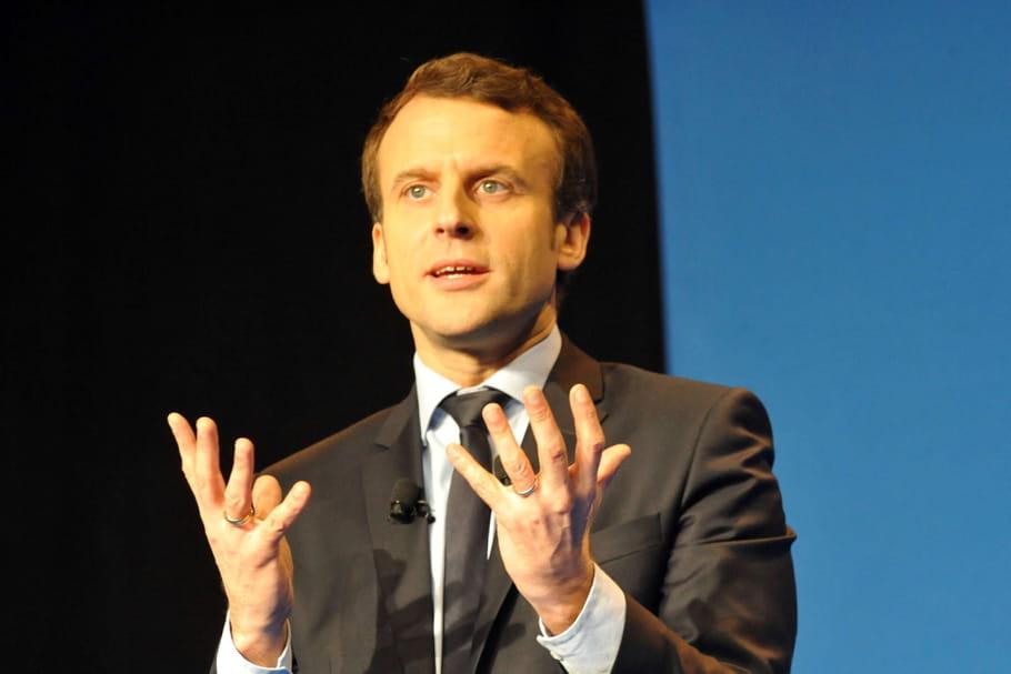Que propose Emmanuel Macron pour l'éducation?