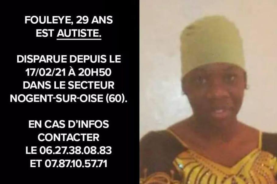 Fouleye Traoré, jeune autiste retrouvée dans le métro grâce à...