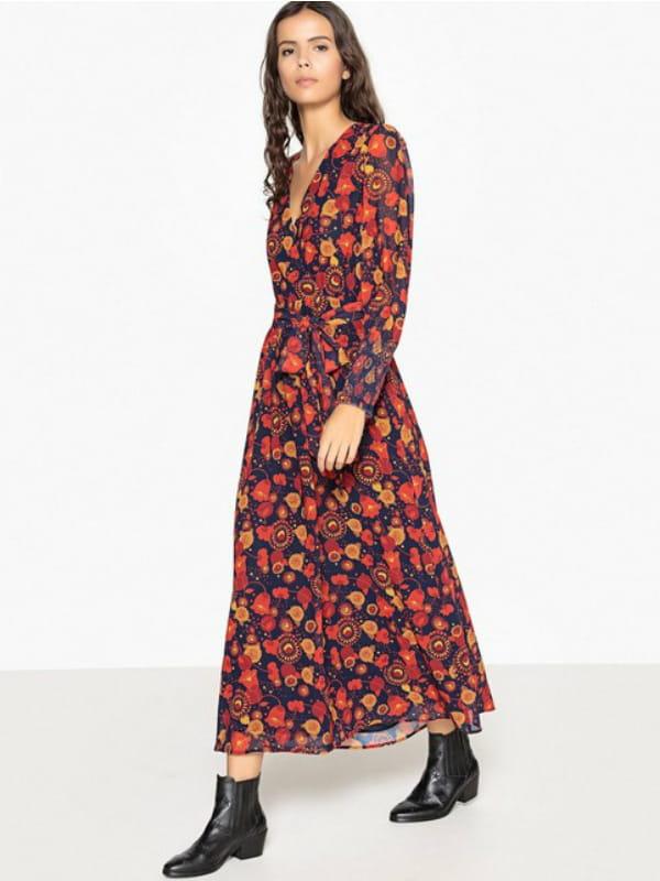 la redoute robe coloré