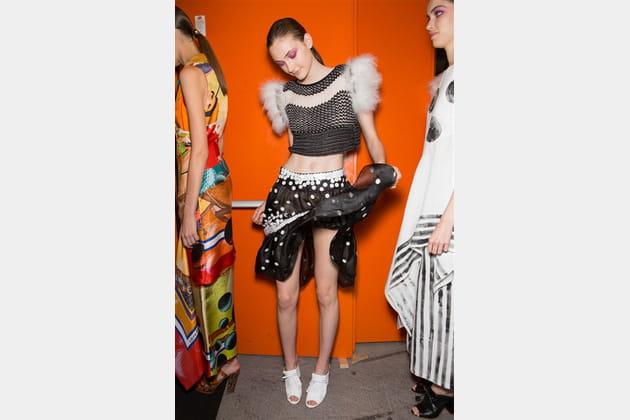 Laura Biagiotti (Backstage) - photo 41