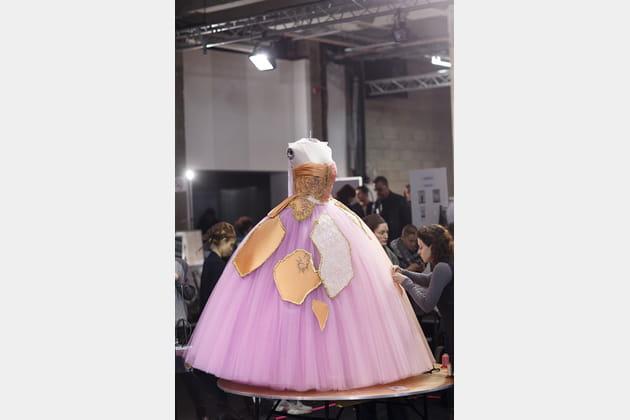 Viktor & Rolf (Backstage) - Printemps-été 2017