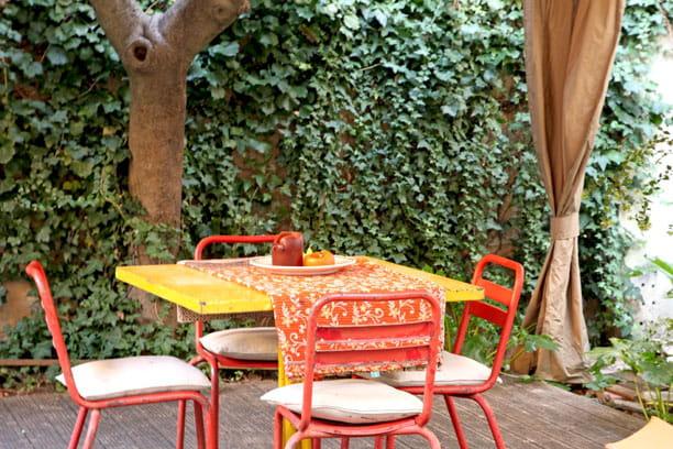 Un jardin en hiver for Jardin 7 colores bernal