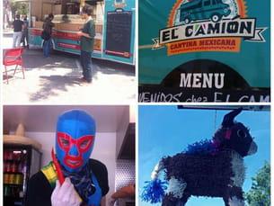 el camion - cantina mexicana