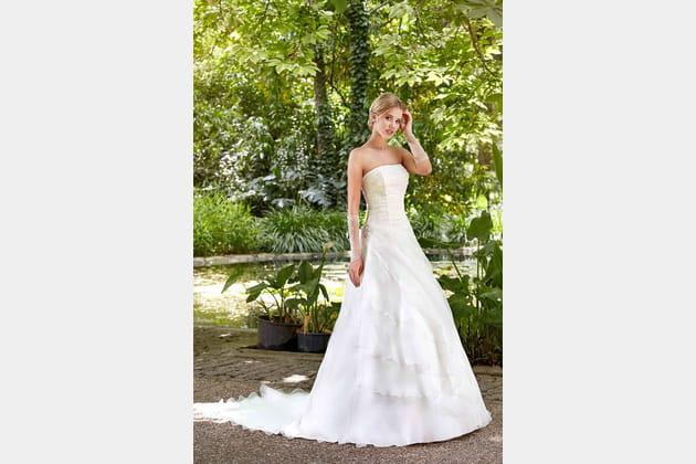 Robe de mariée Riyad de Point Mariage