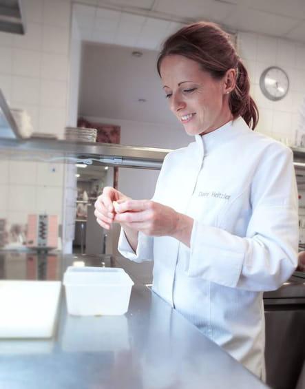 Claire Heitzler, la crème des pâtissières
