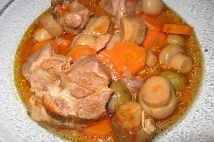 Sauté de porc en ragoût : la meilleure recette
