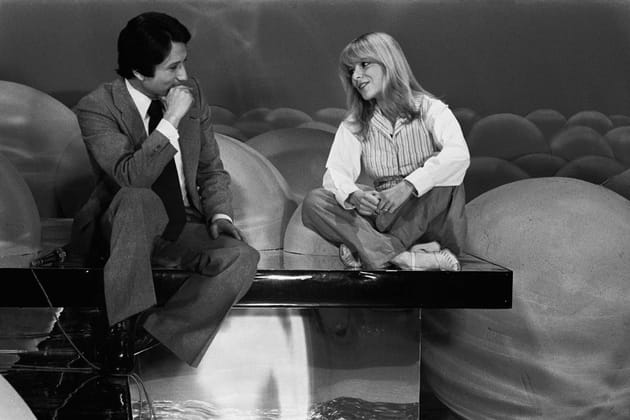 France Gall et Michel Drucker