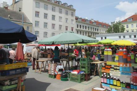 Promenade dans le deuxième arrondissement viennois