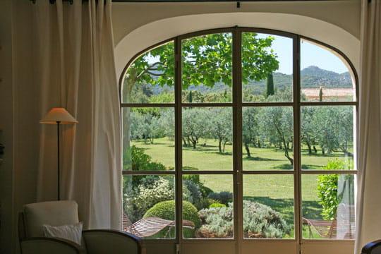 Vers les oliviers