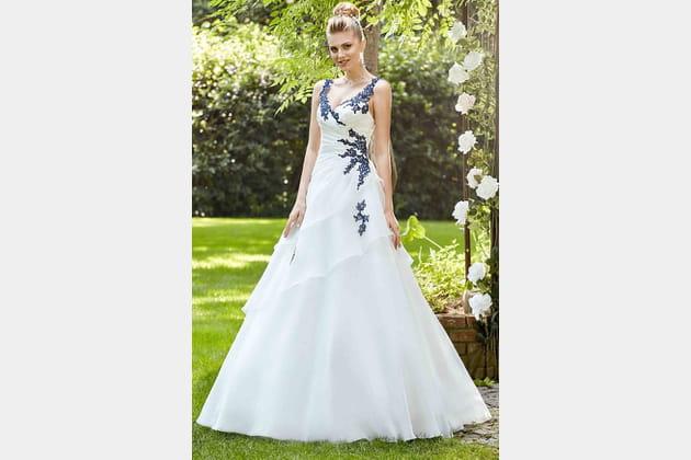 Robe de mariée Ida de Point Mariage