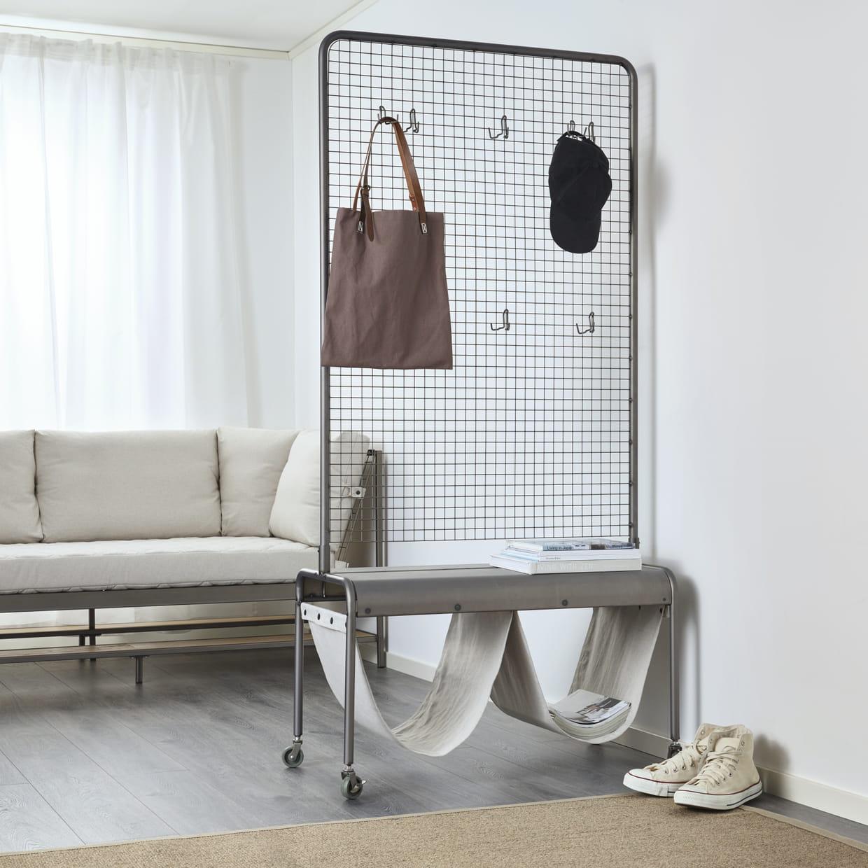 portemanteau paravent veber d d 39 ikea. Black Bedroom Furniture Sets. Home Design Ideas