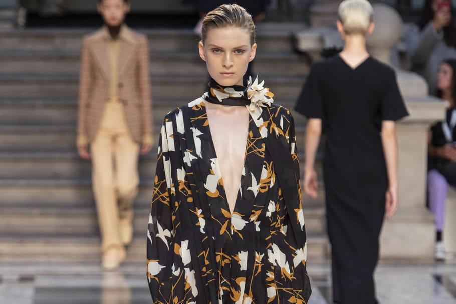 Fashion week de Londres : Victoria Beckham printemps été