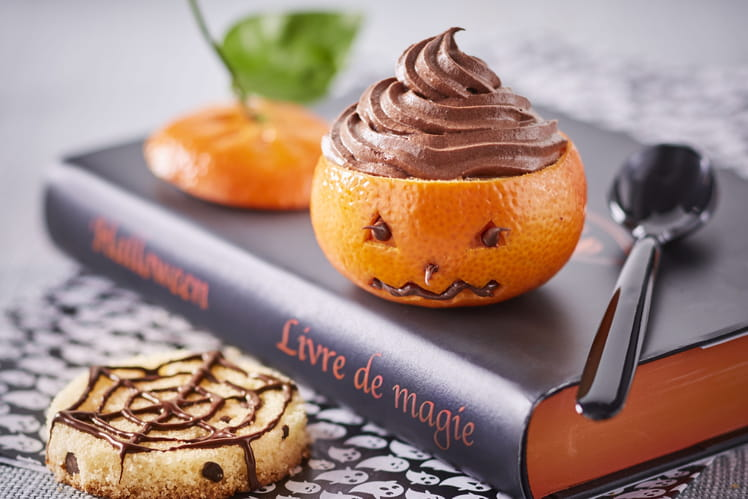 Mousse au chocolat abracadabrantesque