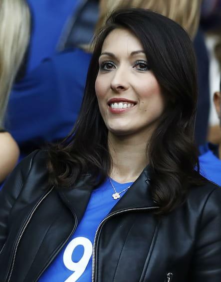 Jennifer Giroud, épouse d'Olivier Giroud