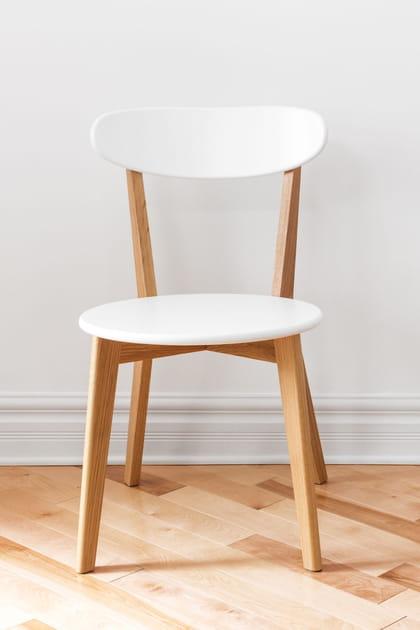 Nettoyer les chaises