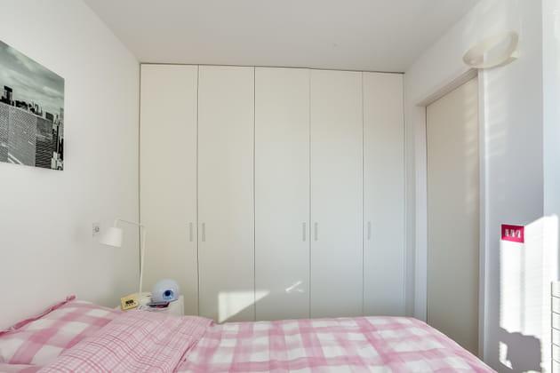 Une chambre bien pensée
